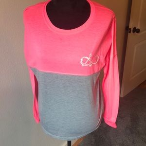rue 21 pink and great t-shirt